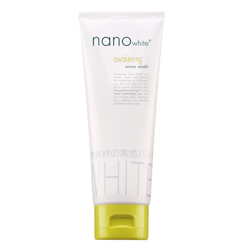 Nanowhite Awakening Snow Wash