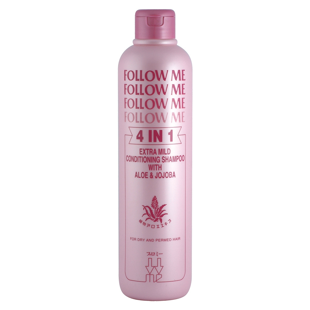 4 in 1 (Extra Mild With Aloe & Jojoba) Shampoo