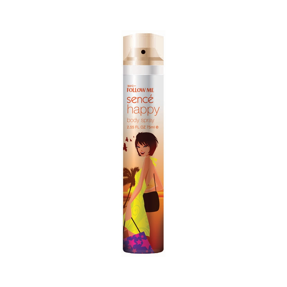 FM Sence Body Spray - Happy