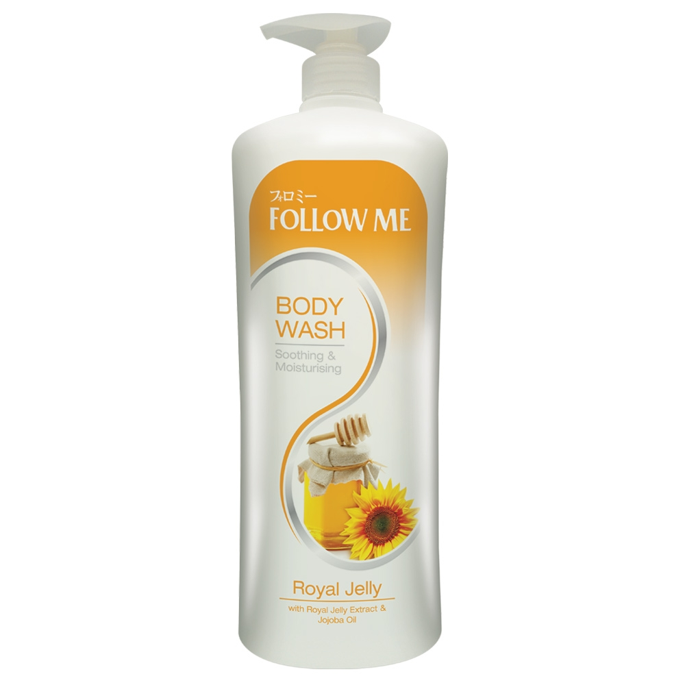Royal Jelly Body Wash