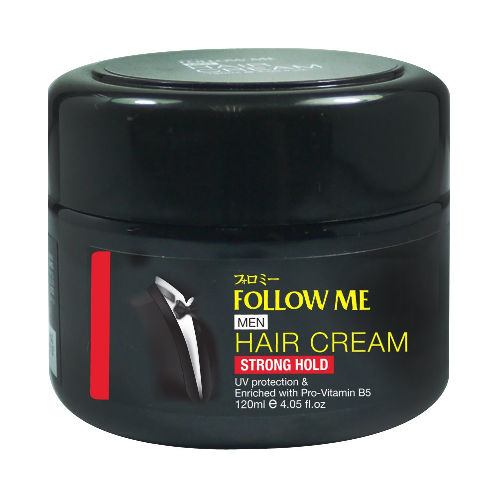 Hair Cream Strong Hold