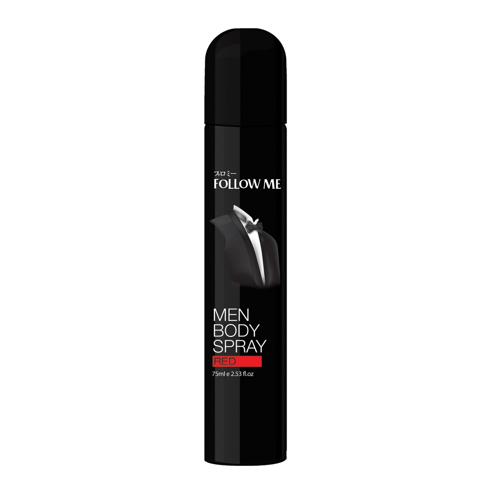 Body Spray Red