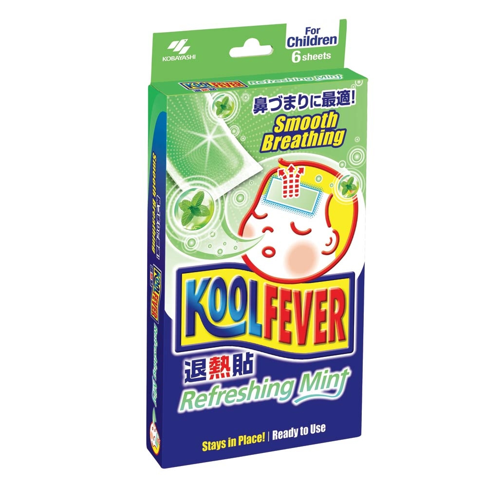 Koolfever Refreshing Mint