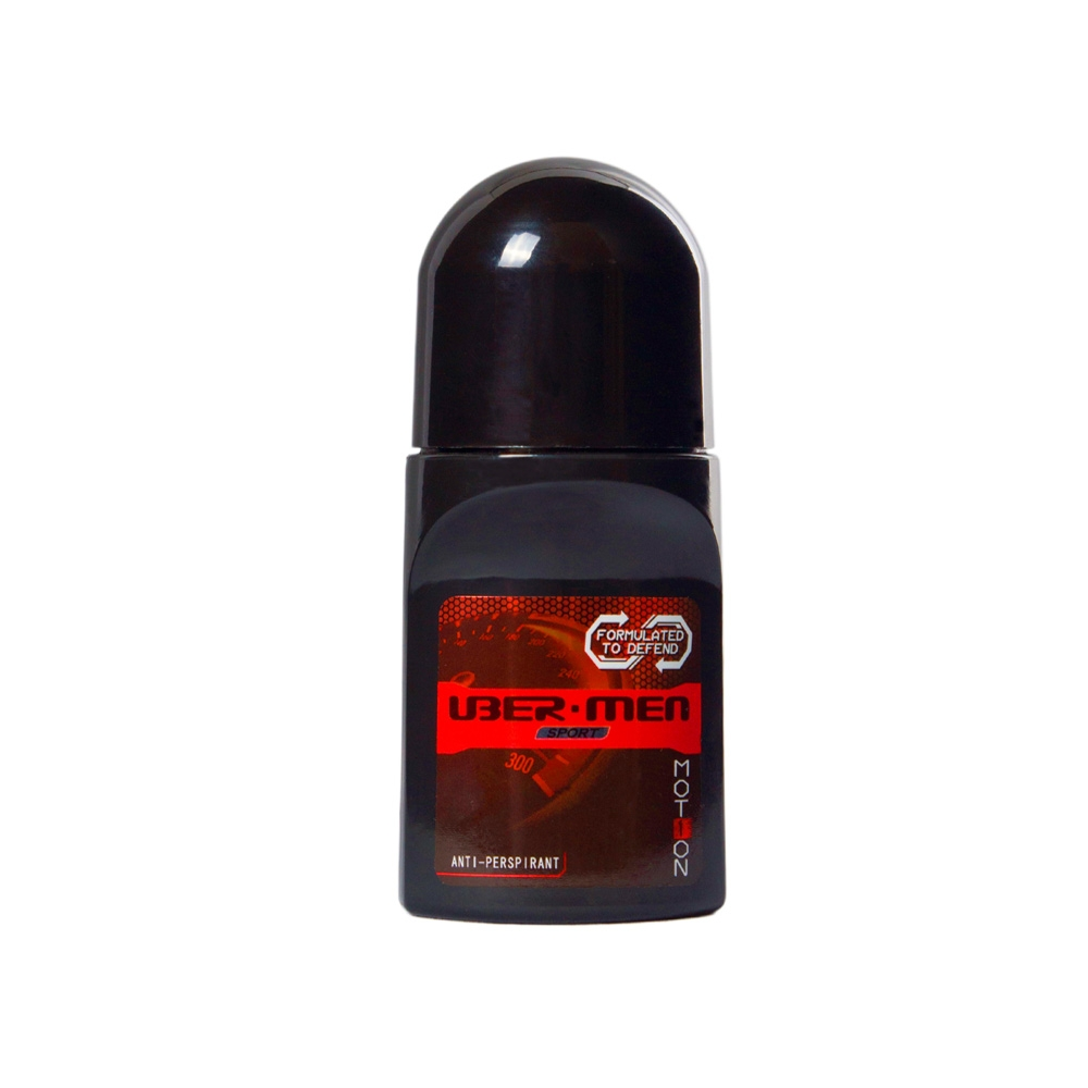 Ubermen Sports Anti-Perspirant Mot1on