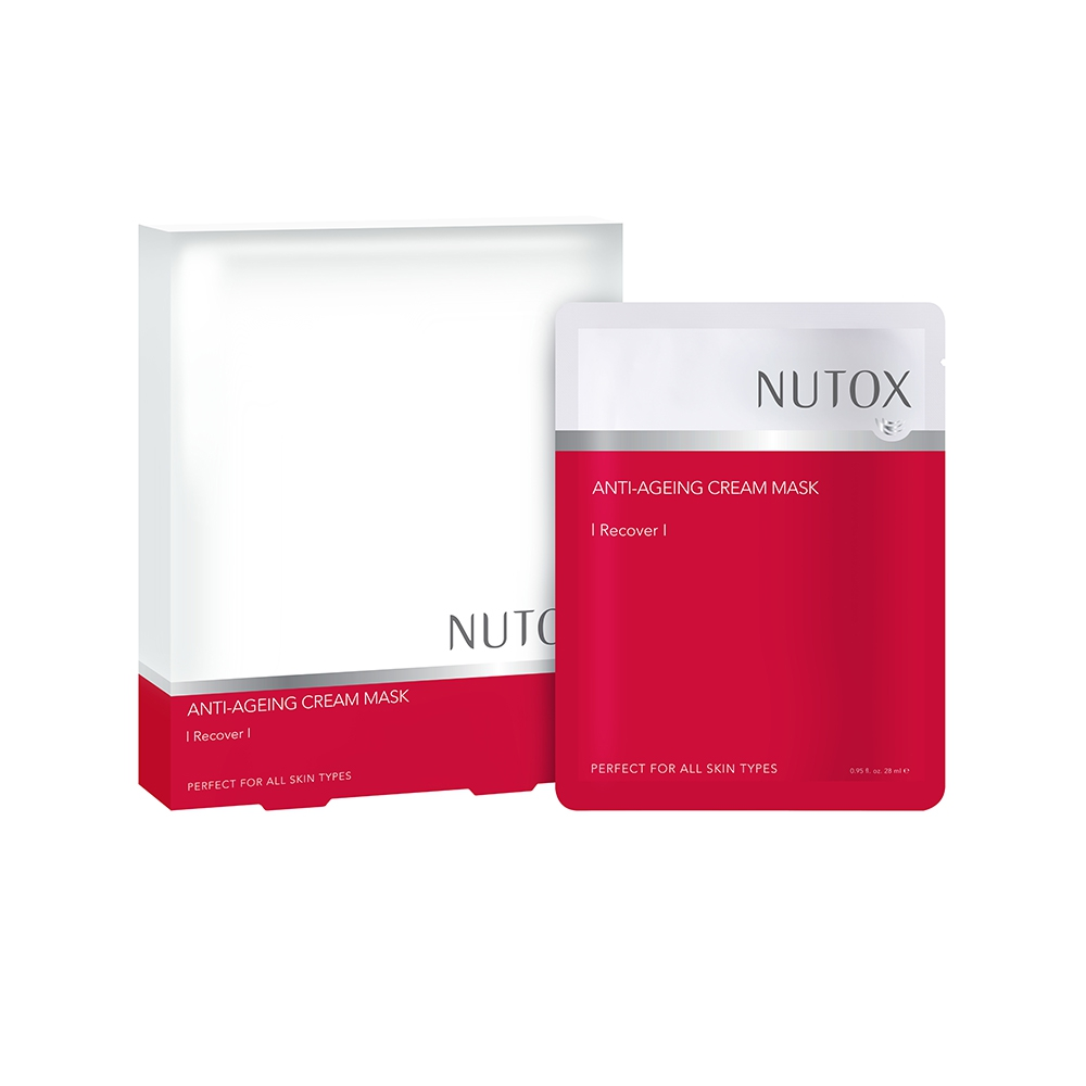 Nutox Anti-Ageing Cream Mask