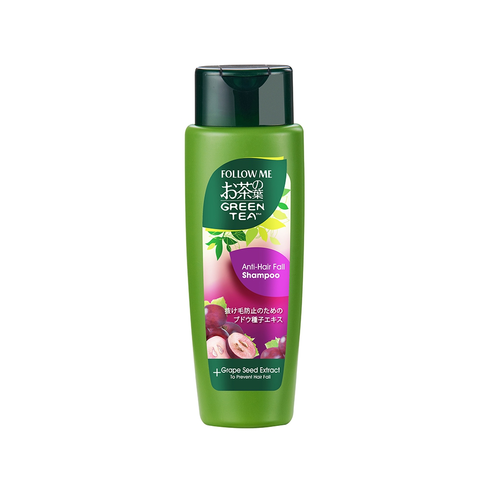 Follow Me Green Tea Anti-Hair Fall Shampoo