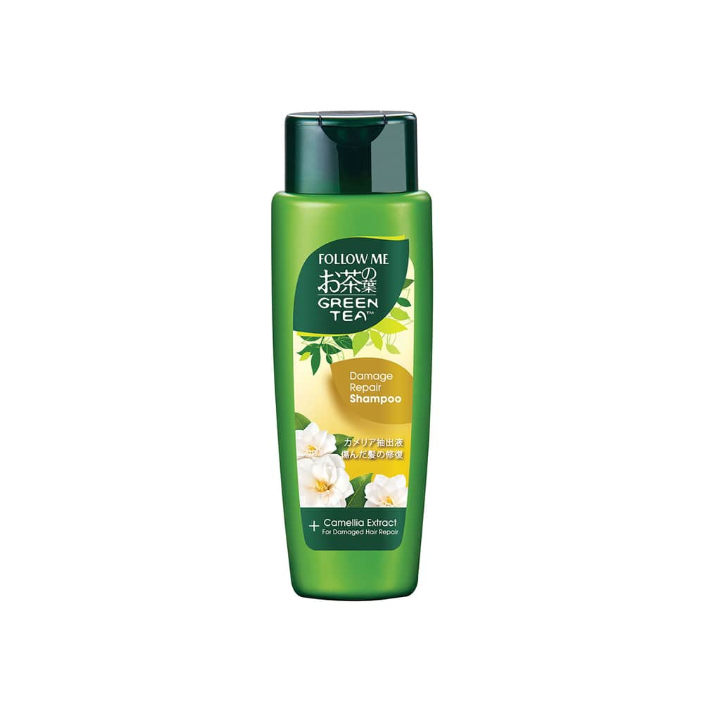 Follow Me Green Tea Damage Repair Shampoo