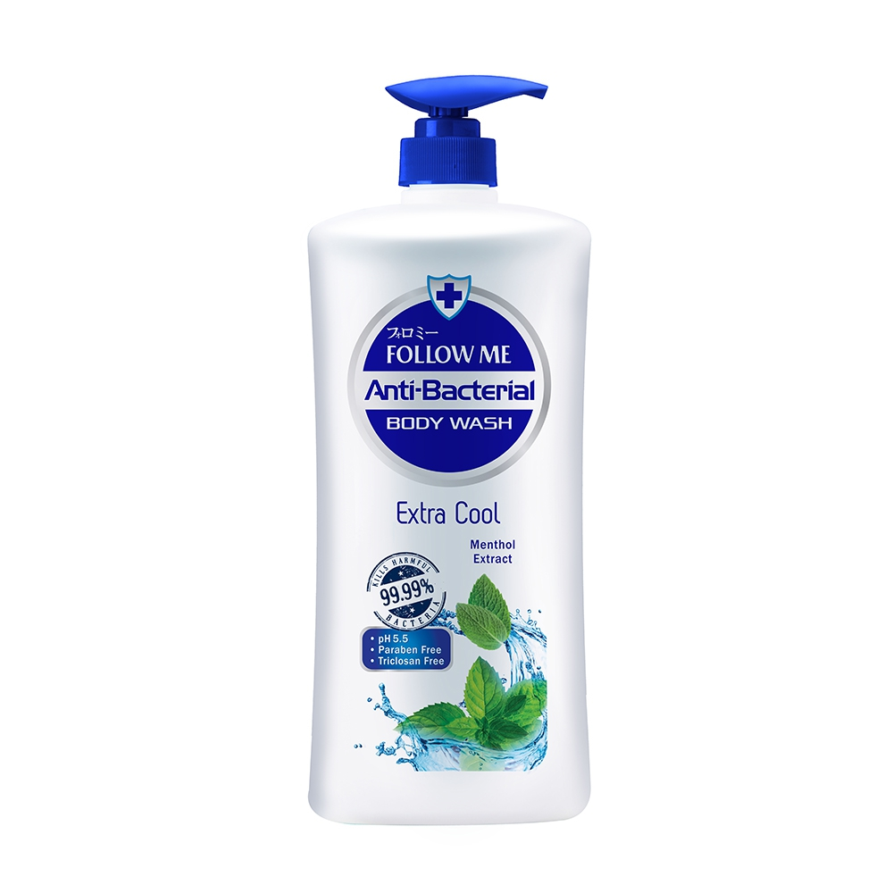 Follow Me Anti-Bacterial Body Wash Extra Cool